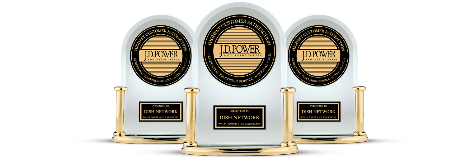 DISH Customer Satisfaction - Ranked #1 by JD Power - Shaw TV Sales & Service in Brownwood, Texas - DISH Authorized Retailer